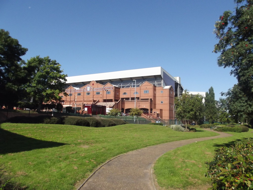 Witton Lane Gardens Aston Villa Park Witton Lane As