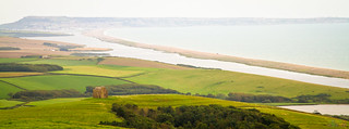 St Catherine's Chapel, Chesil Beach and Portland | by Fairy_Nuff (new website - piczology.com!)