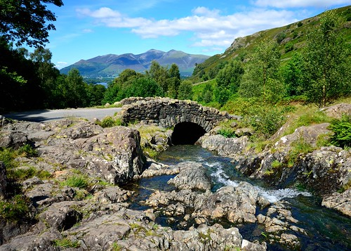 Ashness Bridge | by ricklus