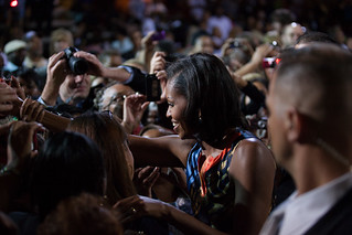 Michelle Obama in Richmond—Spetember 13th | by Barack Obama