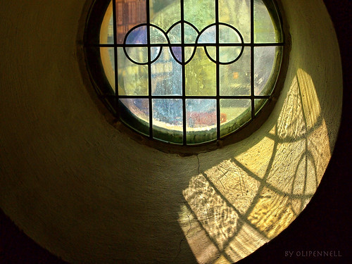 hobbit window | by olipennell