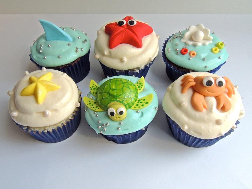 Little Girl Cupcake Cake Ideas