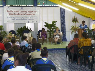 Commonwealth Pacific Youth Leadership and Integrity Conference Day 1, 17 September 2012 | by Commonwealth Secretariat