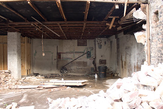 Demolished Storefront | by BradPerkins