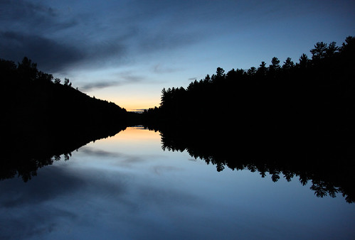 Mirror Lake in Algonquin Park | by vladimir.servan