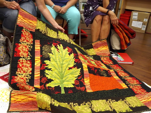 fallleaves | by tucsonmodernquilts