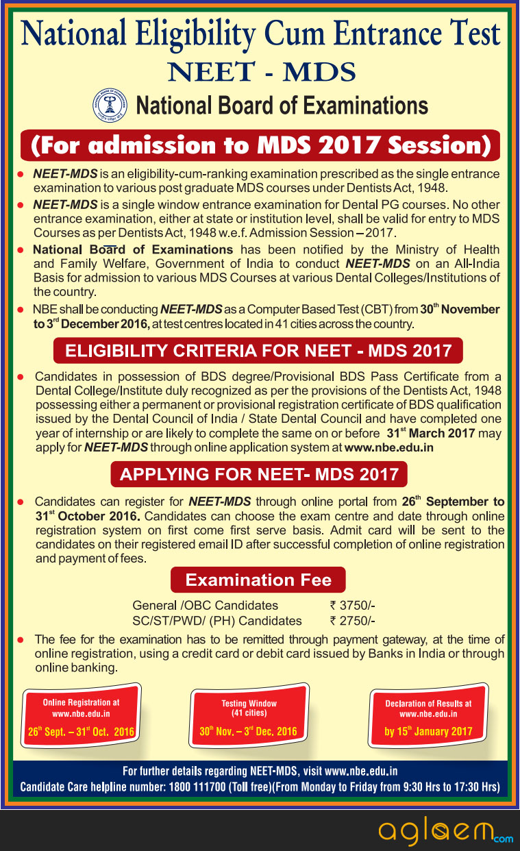 Institutional Admissions info 2018-2019: NEET PG 2017- Result ...