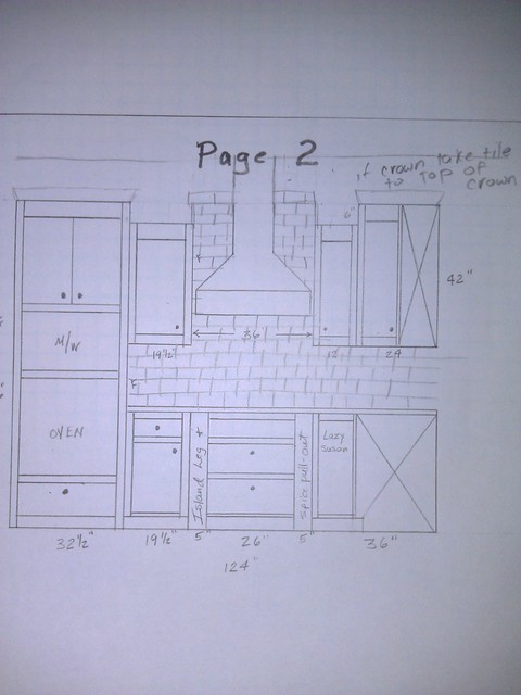 Image Result For Kitchen Cabinet Layout