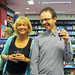 Authors Louise Voss and Mark Edwards