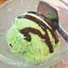 Mint Ice-cream @ Kaffa Kafe, Straits Quay