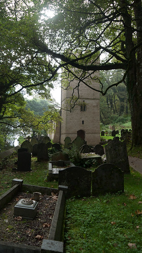 The Church of St. Illtyd | by sylvia@intrigue