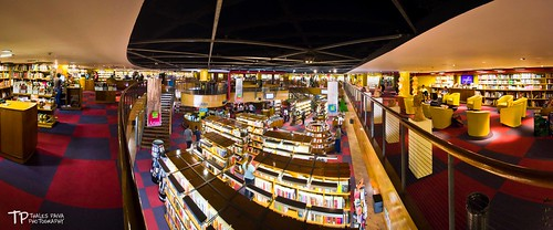 LIVRARIA CULTURA - RECIFE - PE | by Thales Paiva