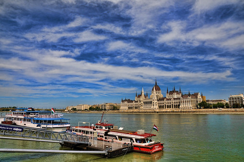 Budapest, the Parliament | by DonyG