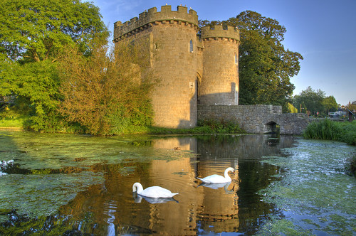 Whittington Castle, Shropshire UK | by Jeffpmcdonald