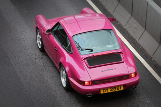 Porsche 911 964 Carrera 2, Admiralty, Hong Kong | by Kevin Ho 車 Photography