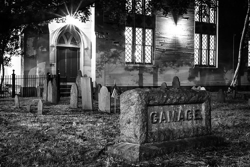 Old Burying Ground [264/366] | by timsackton