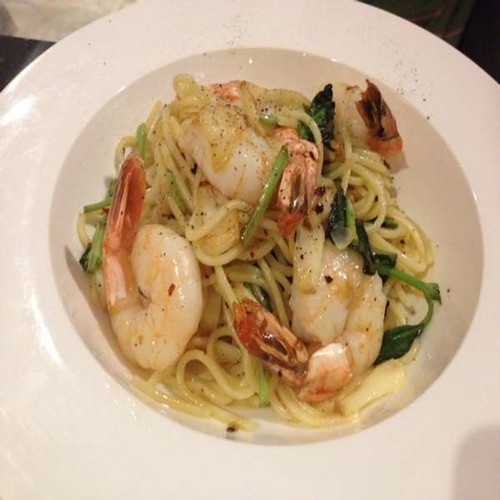 Prawn Aglio Olio | JoinMe - Food Review Malaysia | by JoinMe@My