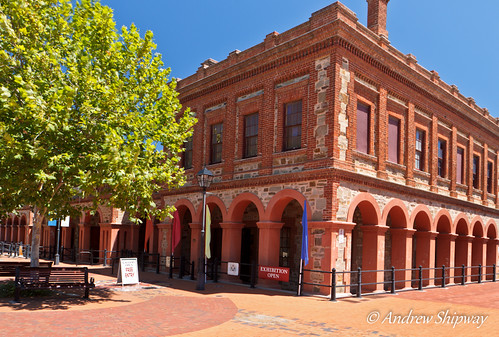 Port Adelaide Visitor Information Centre, Dec'11 | by andrew52010