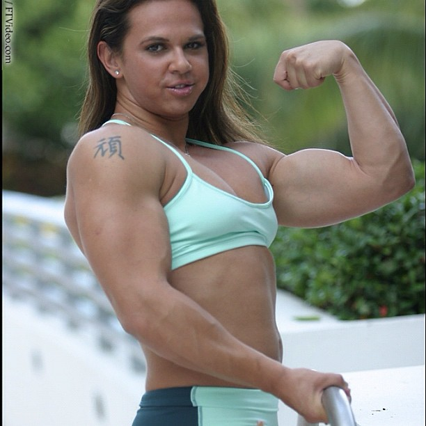 #muscle #muscles #femalemuscle #bodybuilder #bodybuilding
