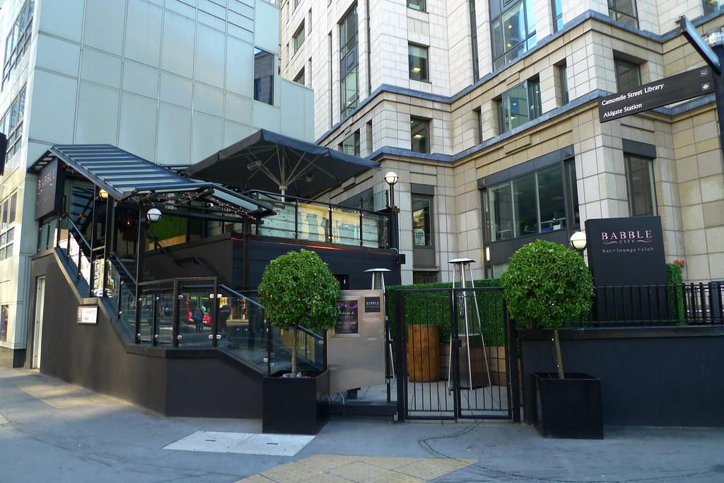 London Wall Bar Kitchen London Ecy Hn