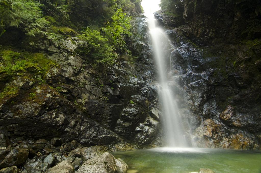 Norvan Falls, Vancouver BC