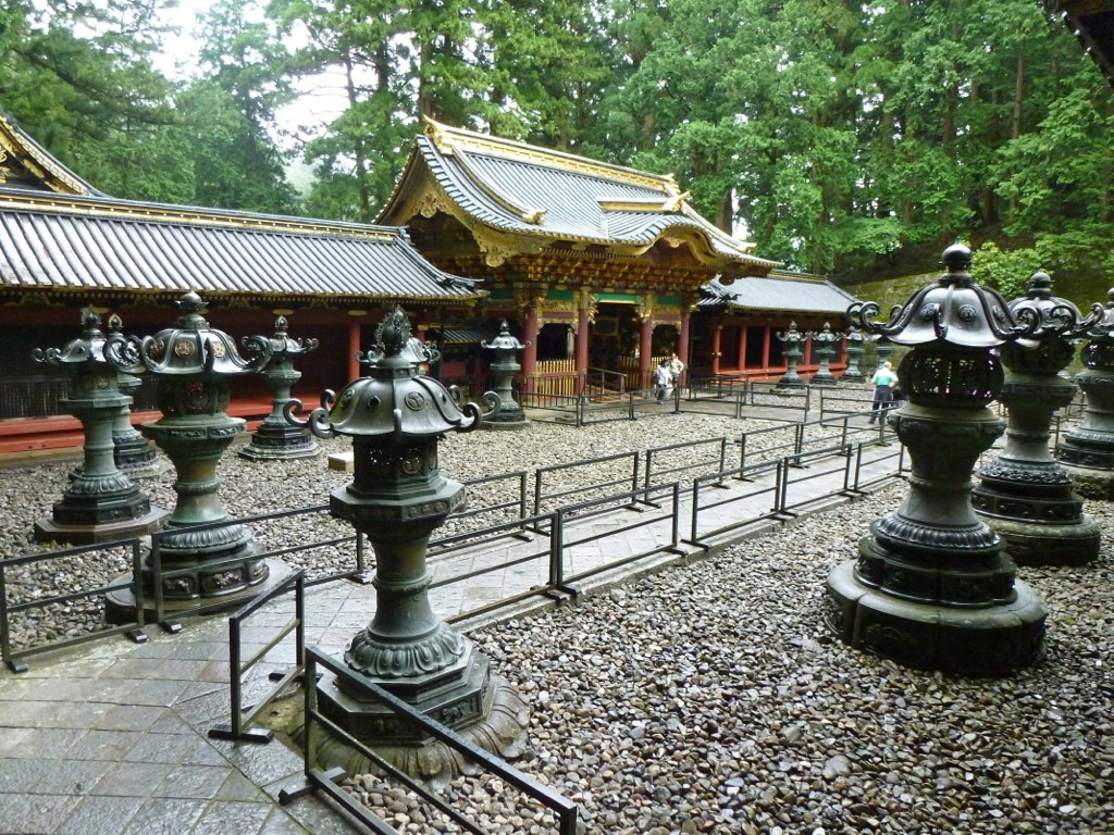 Taiyuinbyo Shrine, Nikko  GD Preston  Flickr