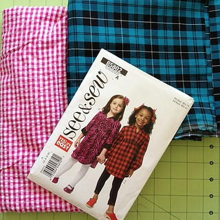 Kids clothing week!!! Tunics for the girls. | by Darci - Stitches&Scissors