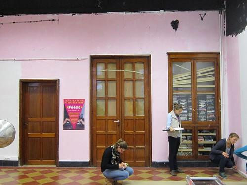 Campus gent luca interieurvormgeving flickr for Interieur vormgeving