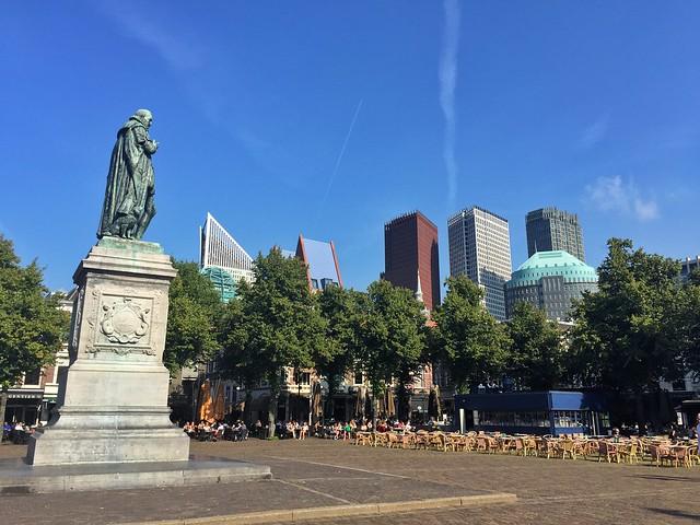 Plein en La Haya