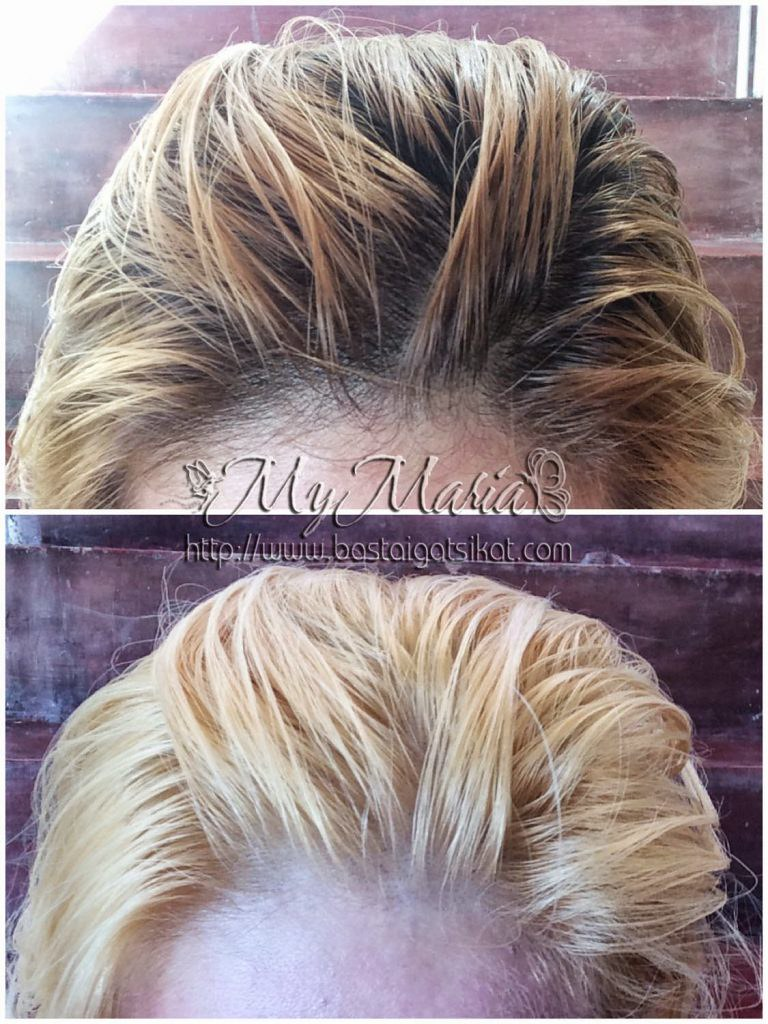 Blonde Ambition 3 Palty Hair Color In Sparkling Blonde Review