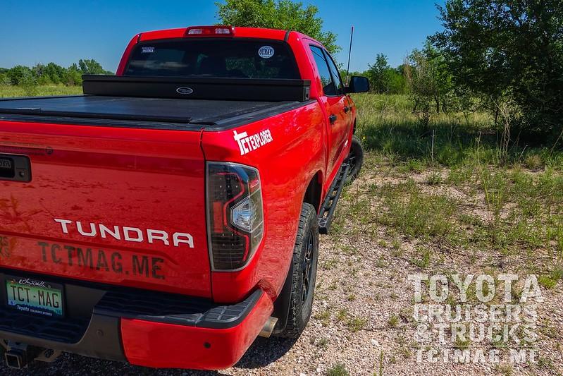 TCT Tundra 30k Update
