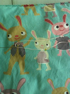 Taking the first stitch | by Spoonflower Fabrics