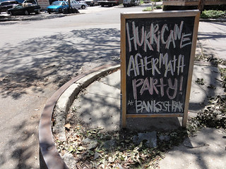 Hurricane Aftermath Party | by Editor B