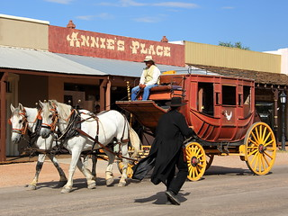 Tombstone Stagecoach | by Mr.TinDC