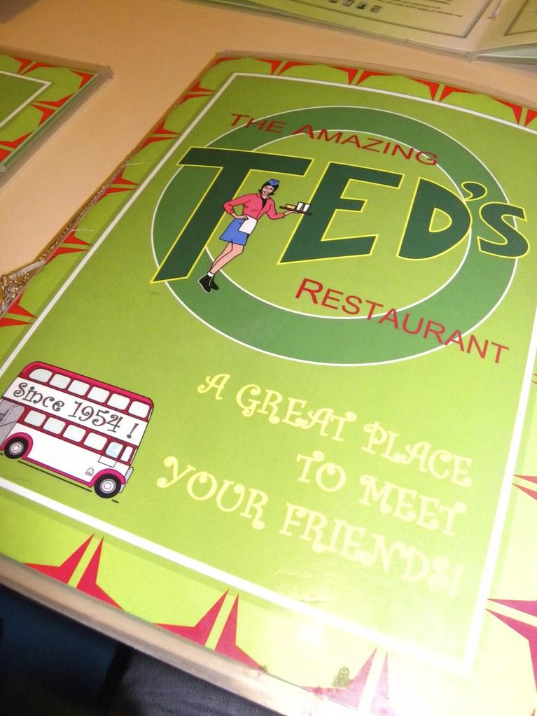 Ted S Restaurant Edmond Ok Menu