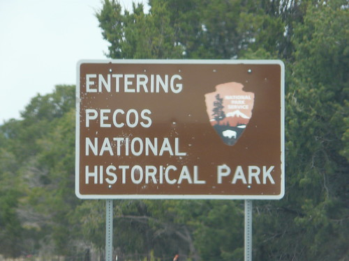 Pecos road sign | by jb10okie