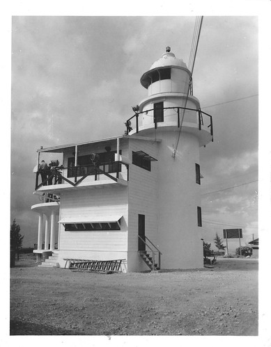 Saipan Lighthouse Repaired 1944 | by World Lights