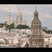 Montmartre: as Seen from a Rooftop