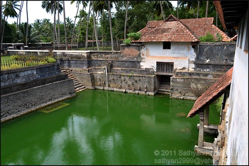 Padmanabhapuram Palace Pools   by Sathyan PhotographyPadmanabhapuram Palace Map