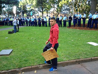 Sydney Protest 15 September 2012 | by oggsie