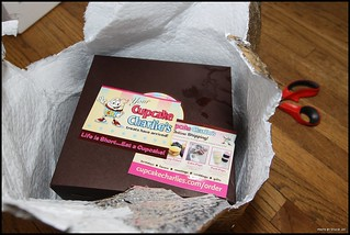 Cupcake Charlie's Shipping | by Stacie Joy for CTTC