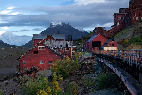 The Kennecott Mine | by Joe Ganster