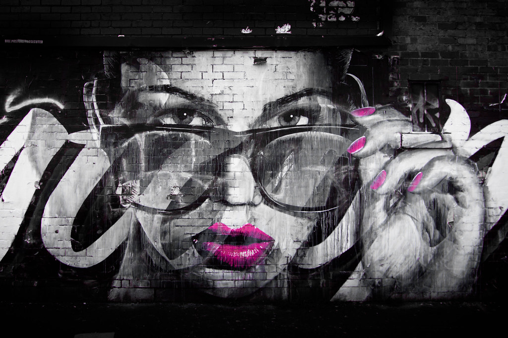 'Unstoppable' by Melbourne artist Rone | 'Unstoppable ...