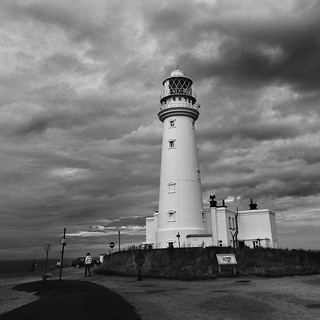 Flamborough Head Lighthouse .Flamborough.Yorkshire | by judder1952