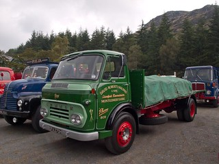 OFA 270H  1963  Commer Maxiload  David Roberts-Malpas  Llechwedd Slate Quarry | by wheelsnwings2007/Mike