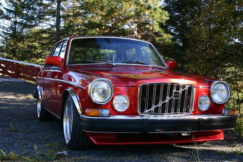 Volvo 164 Custom 1973 12 Arischenator Flickr