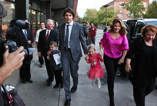 Liberal leadership campaign launch. Oct 2, 2012. | by Justin Trudeau