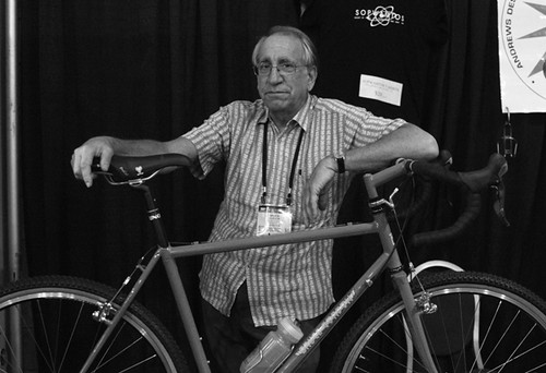 Bruce Gordon, Interbike | by Lovely Bicycle!