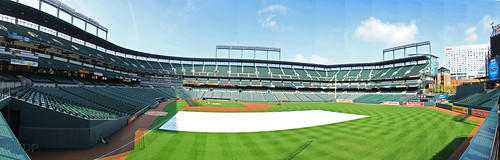 Camden Yards Pano | by JosephDeckerPhotography