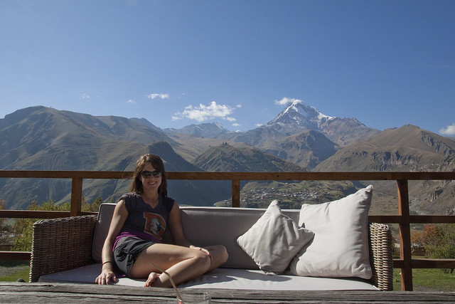 Rooms Hotel Kazbegi Owner